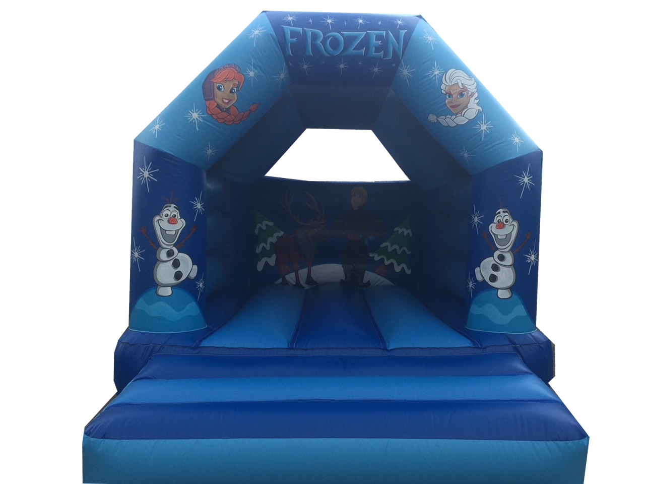 Bouncy Castle Disney Frozen